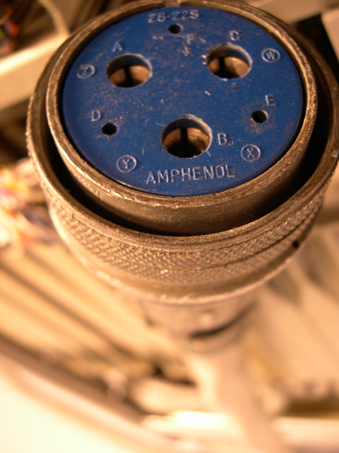 Another Amphenol plug shot.